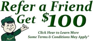 refer a friend and get one hundred dollars